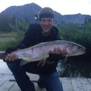 Kyles 28 inch rainbow